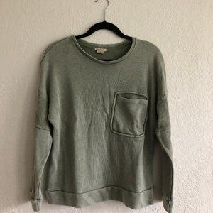Anama Light Green Sweater